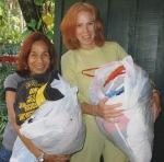 Kathy's 2 bags