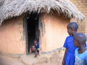 Rwimyaga, home visit 1