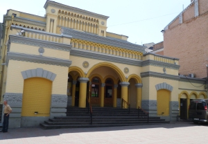 synagogue Brodskiy